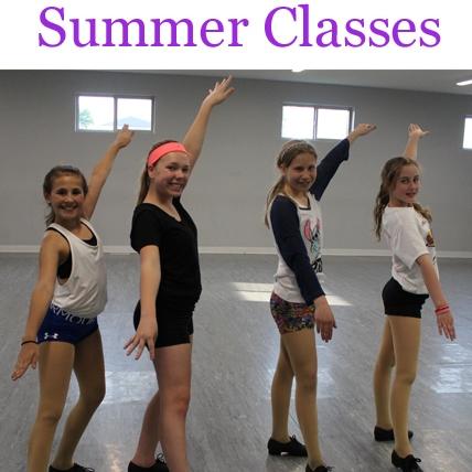 5 week summer classes